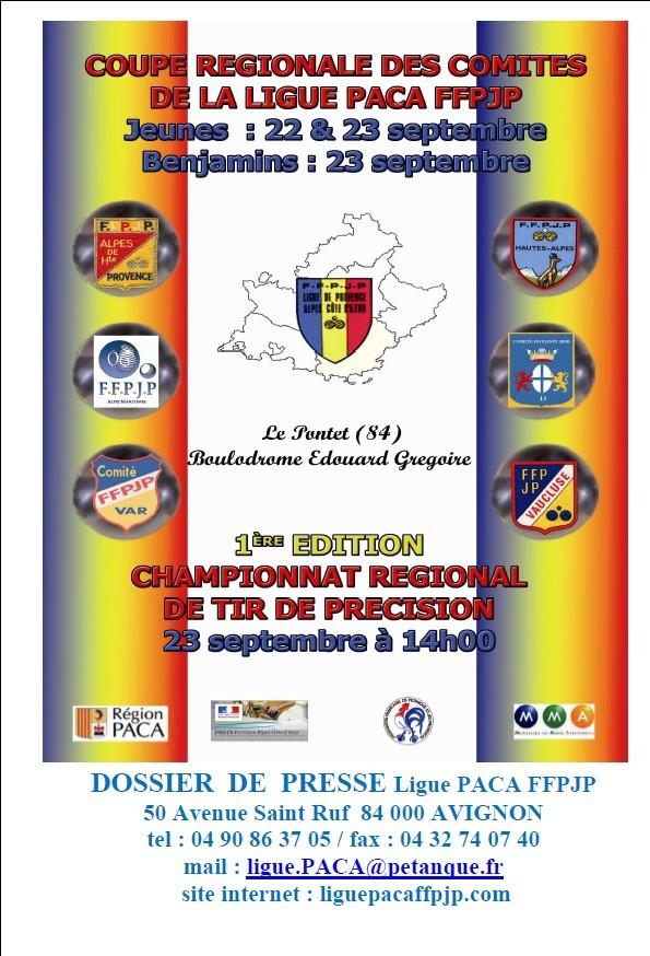 Coupe Régionale Jeunes des Comités de la Ligue PACA