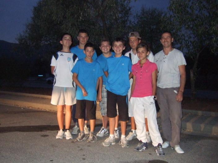 Coupe régionale Jeunes au Pontet