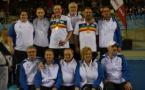 Championnats du monde à Ghent en Belgique