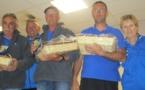 Championnat Départemental Triplettes pétanque les 21 et 22 mai à Pelleautier