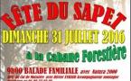Fête du Sapet, Concours pétanque triplettes mixte