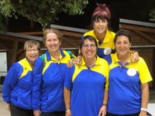 CRC  féminin - Rencontres Régionales