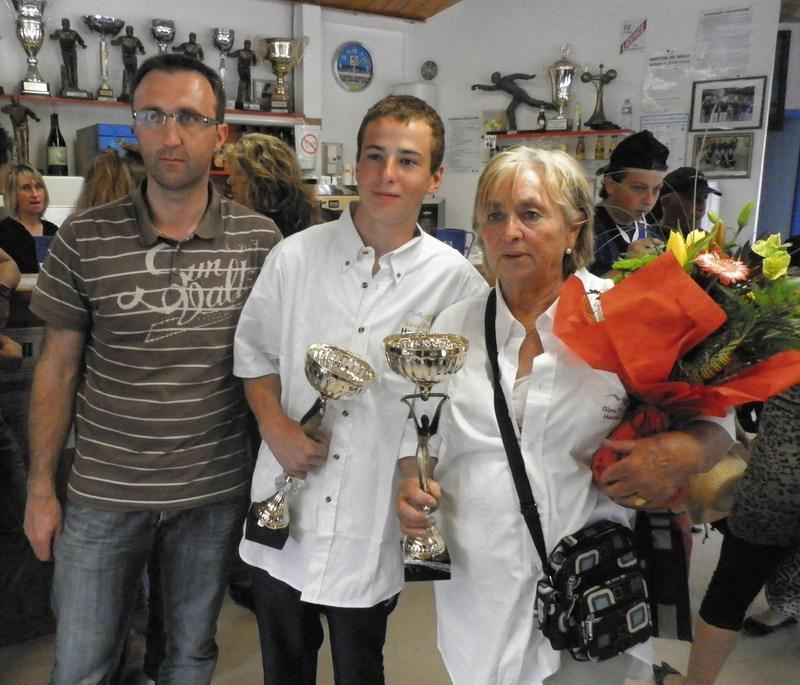 Championnat départemental Doublette Mixte