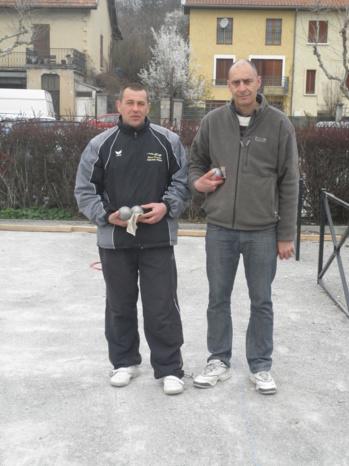 Championnat Départemental Tête à Tête 2011