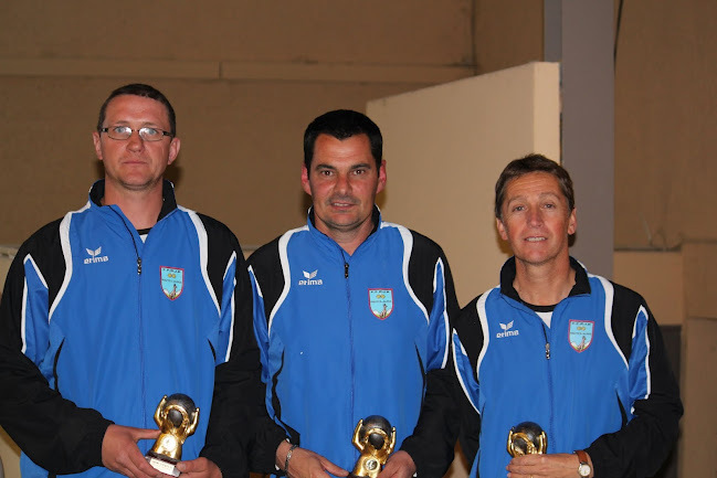 Les Vices Champions 2012