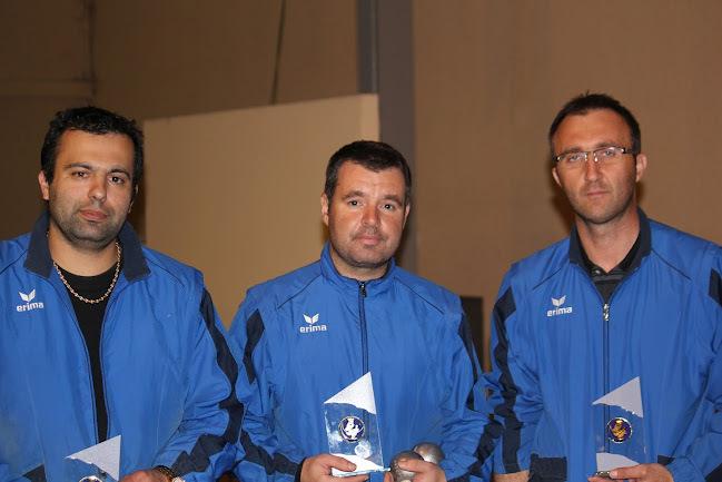 L'équipe du président Para Laurent qualifiée pour la ligue 2013