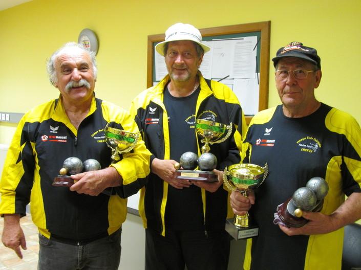 Les Champions 2012