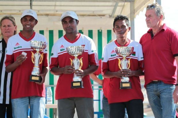 Les vainqueurs 2012