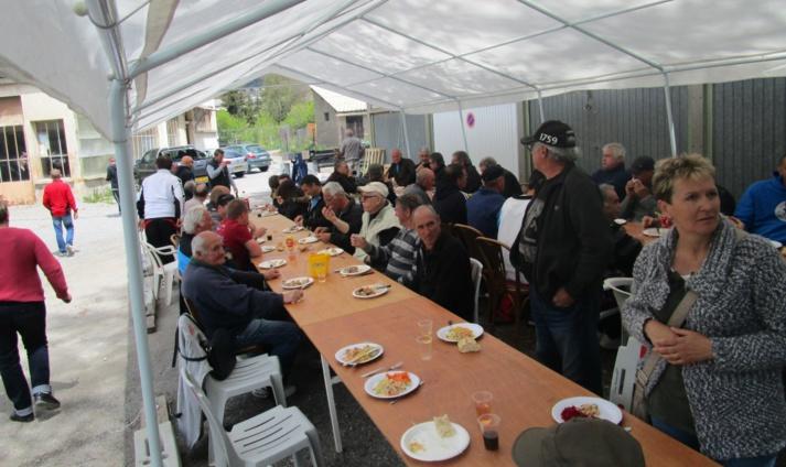 Championnat Départemental Triplettes Jeu Provençal 14 et 15 mai 2016 à Briançon