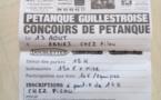 Concours 13 août 2018 Petanque Guillestroise