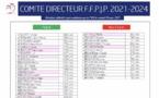Élection FFPJP mandat 2021-2024