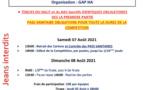 Modifications PASS SANITAIRE Championnat Départemental Doublettes Mixtes