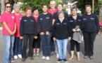 Dernière rencontre inter-clubs féminin des Veynoises