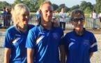 Championnat de France Doublette Mixte à Rennes