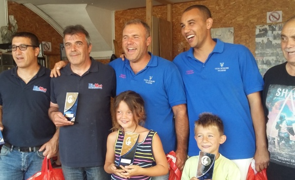 Championnat Départemental Doublettes Pétanque les 27 et 28 mai 2017 à Briançon