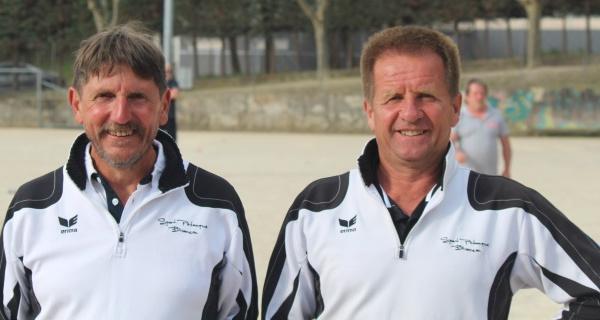 Championnat Départemental Doub. J. Provençal  les 28 et 29 avril à LARAGNE