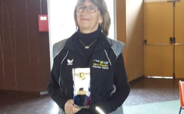 Championnat Départemental individuel Pétanque féminin le 07 avril 2019 à Serres