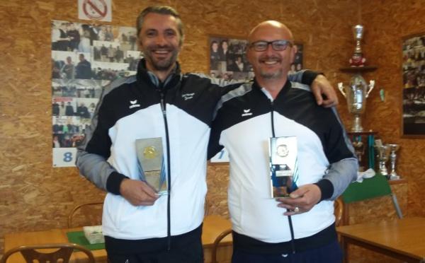 Championnat Départemental Doublettes Jeu Provençal les 04 et 05 mai à Briançon