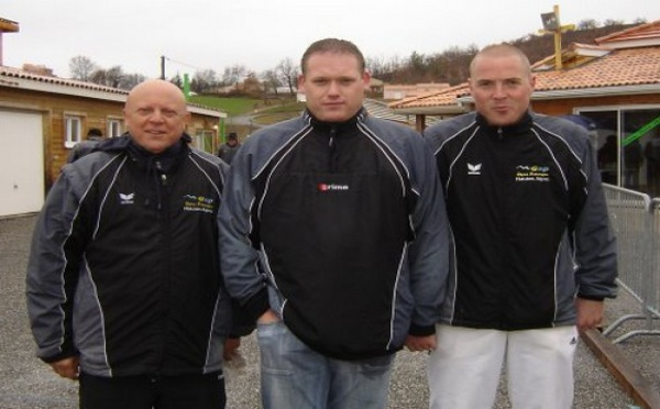 DUBREUCK - FAVAZZO - ROUIT (GAP)  Champions 2009