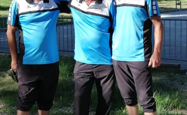 Champions départementaux Petanque Triplettes Promotion 2021
