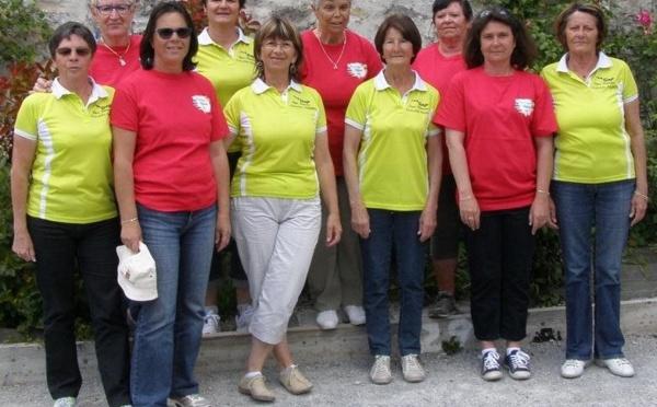 Inter-Club féminin Veynes  recevait Gap