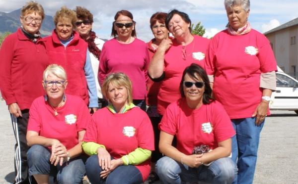 Inter-clubs féminin: Le Sapet a reçu la petite boule Veynoise