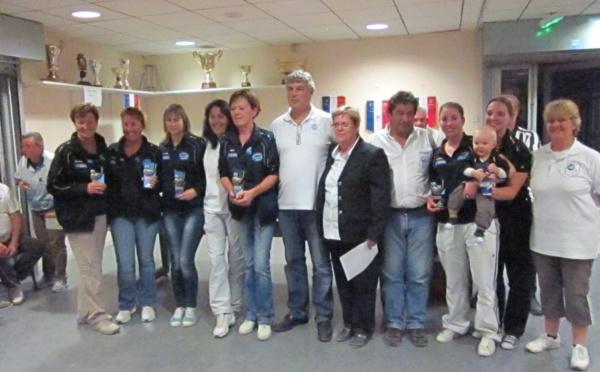 Championnat Régional des Clubs Féminins