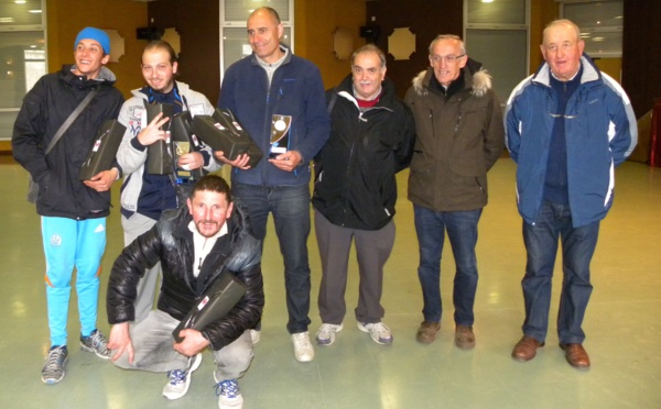 Qualificatif de ligue - Individuel masculin 14 et 15 mars  - SERRES -